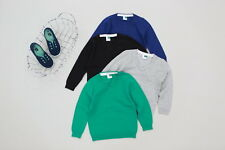 New Childrens Kids Winter Junior Jumper Knitted Sweater Four Assorted Colors