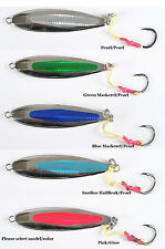 Point Jude Lures DEEP FORCE Jigs 260g Rigged