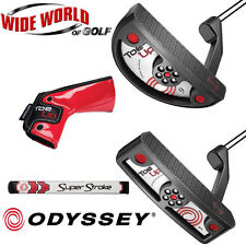 2016 NEW ODYSSEY TOE UP PUTTER SUPERSTROKE FLATSO 1.0 - PICK YOUR LENGTH & STYLE