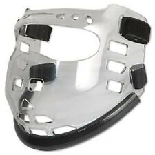 Clear Sparring Face Shield Karate Tae Kwon Do Training Guard Protective Mask