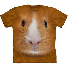 GUINEA PIG T-Shirt The Mountain Big Face Cute Funny Pet Animal S-3XL NEW