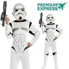 STAR WARS STORMTROOPER Licensed Men's Costume
