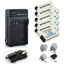 Battery / Charger For Panasonic Lumix DMC-ZS50, DMC-TZ57,DMC-TZ70 Digital Camera