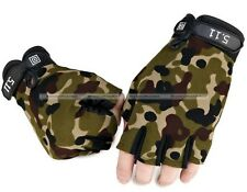 Non Slip Body Building Training Fitness Gloves Sports Weight Lifting Workout SH