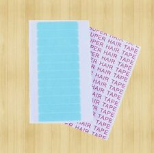 Pre-Cut Double Sided Adhesive Super Tape for Skin Weft & Hair Extensions 50/60pc