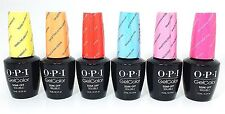 Opi Retro Summer Gelcolor collection 2016 Soak-Off