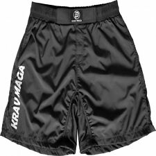 Krav Maga Training Shorts MMA Fight Martial Arts Training Cage UFC Gym Wear