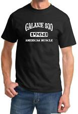1968 Ford Galaxie 500 American Muscle Car Classic Design Tshirt NEW