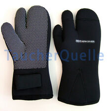 Northern Diver 3-Finger 7mm Neoprene - Diving gloves with sealing sleeve