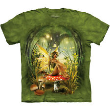 TOADSTOOL FAIRY The Mountain Mythical Forest Spirit Fantasy T-Shirt S-3XL NEW