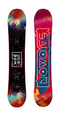 SALOMON WONDER WOMENS SNOWBOARD CROSS PROFILE CAMBER POPSTER SNOW 2016 AUSTRALIA