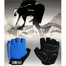 BaseCamp Bike Half Finger Cycling Gloves Short Bicycle Biking Riding Gloves