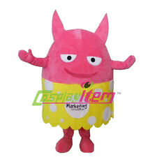 Little Evil Mascot Costumes Cartoon Mascot Costume For Halloween Carnival Party