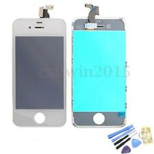 Touch Glass Screen LCD Digitizer Replacement Assembly + Tools For Apple iPhone 4