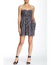 NWT $128 FREE PEOPLE NYIMA STRAPLESS SWEETHEART DRESS  0 2 4