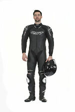 RST 1415 TRACTECH EVO 2 LEATHERS ONE PIECE MOTORCYCLE RACE SUIT BLACK ALL SIZES