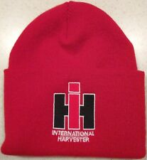 IH-International Harvester Embroidered Beanie (4 colors)