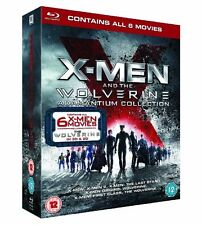 X-Men And The Wolverine Adamantium Collection [Blu-ray 3D + Blu-ray] [2013]