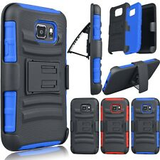 Belt Clip Holster Armor ShockProof Hard Case Cover For Samsung Galaxy S7 Active