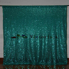 New Turquoise Sequin Photo Backdrop,Wedding Photo Booth, Photography Background