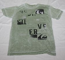 NEW QUIKSILVER T Shirt (Tee)  100% Authentic Surf-  Skate Skateboard & Surf #24
