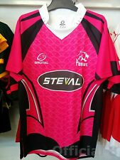 Steval Pumas South Africa Rugby Jersey Shirt 2015 New Mens S - 4XL Rare Brutal