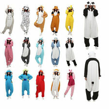 KIGURUMI PAJAMAS Unisex Children Adult Animal Cosplay Costume Onesie Sleepwear