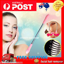 Facial Hair Epicare Spring Remover Epistick Threading Epilator Tool Removal YX