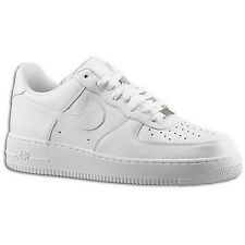 Mens Nike Air Force 1 Low All white uptowns 315122-111