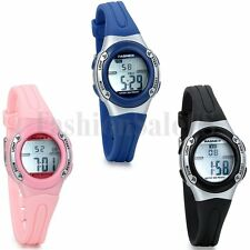 New Fashion Multifunction Kids Jelly Sports Watch Students Electronic Watches