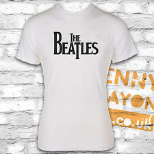 THE BEATLES T-SHIRT - MUSIC FAN, BAND T-SHIRT - PAUL McCARTNEY - JOHN LENNON