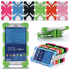 """Universal Shockproof Soft Rubber Case Cover fr 7""""-12"""" Android Tablet PC MID iPAD"""