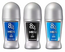 Kao 8x4 Fragrance Roll-on Deodorant 60ml Roll on for Men New Japan