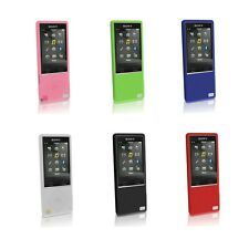 Silicone Gel Skin Cases for Sony Walkman NWZ A25 A27 16GB 64GB MP3 Player Rubber