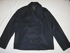 J.CREW BRAND NEW (NWT) WOMANS PEACOAT STYLE JACKET Retail:$288+Tax