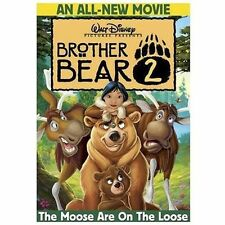 Brother Bear 2 (DVD, 2006) Complete with slipcase
