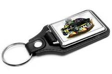 Shelby GT350H Mustang Hertz Muscle Car-toon Key Chain Ring Fob NEW