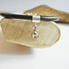 Colt Mini Sterling Silver European-Style Charm and Bracelet- Free Shipping