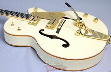 Clearance | Gretsch G6136T-LTV White Falcon Hollow Body