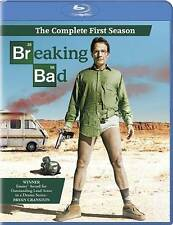 Breaking Bad: The Complete First Season 1 (Blu-ray Disc, 2010, 2-Disc Set)