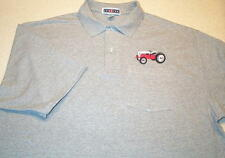 Mens Ford 8N Embroidered Polo Shirt/Pocket (5 colors)