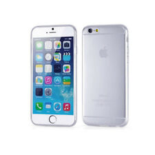 Ultra Thin Slim Clear Transparent Soft TPU Jelly Cover Case for iPhone 6/6S Plus