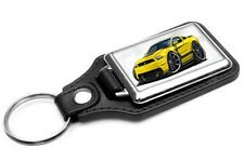 2012 Ford Mustang Boss 302 Car-toon Key Chain Ring Fob NEW