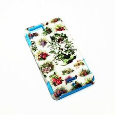 For Motorola Droid X MB810 / X2 MB870 Hybrid 2-in-1 Case Cat & Flowers & Beetles