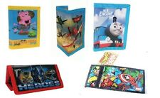 Boys Character Wallets ~ purses ~ New sealed with tags UK seller choose one