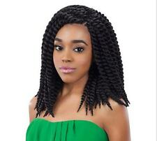 Originea 5 packs Synthetic Hair Mambo Twist Crochet Braid Hair 12 Inch 18 Colors