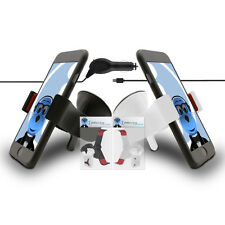 Claw Style Suction Car Holder And Car Charger For HTC Desire