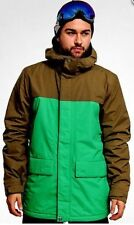 Burton TWC Headliner Jacket Mens Snowboard Ski Coat TRI-Color BNWT