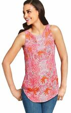 New! Cabi 2014 Fall Printed Jubilee Top- XS,S,M- Summer Floral in your closet
