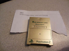 PlayStation 2 Memory Card with Free Mcboot 1.94 FMCB MagicGate Assorted Colors